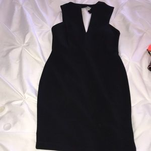Black dress never worn bought from boutique